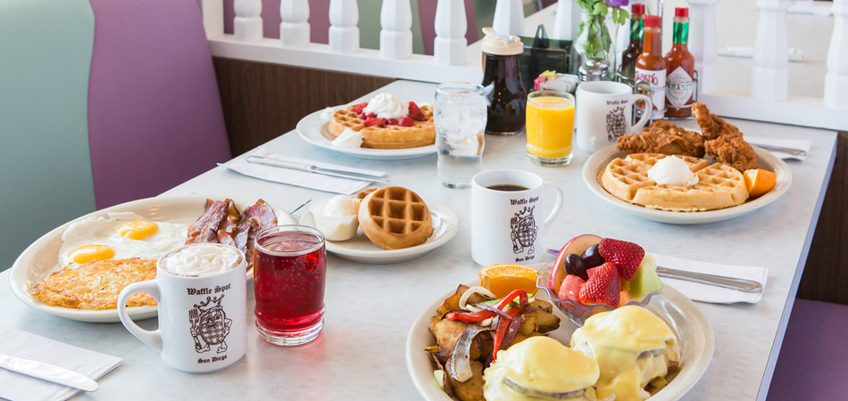 Home of San Diego's Best Waffles